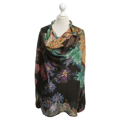 Etro Blouse with floral print