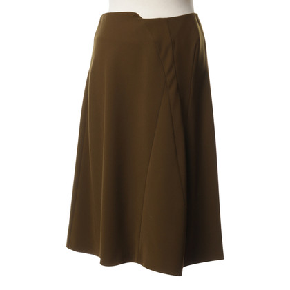 Missoni MIDI skirt in olive green