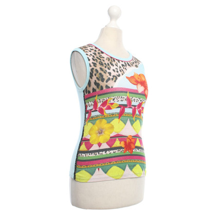 Marc Cain top with pattern
