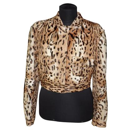 Blumarine Goatskin jacket