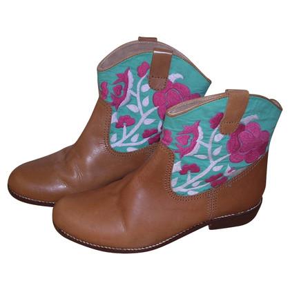 Antik Batik Ankle Boots