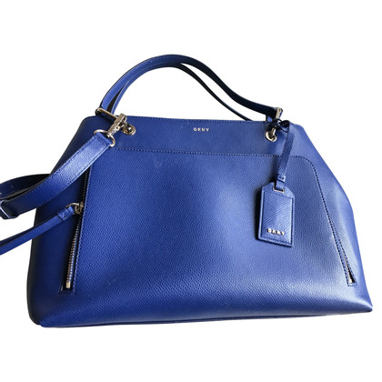DKNY Handtasche in Blau