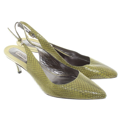 Dorothee Schumacher Slingback pumps with Animal Design