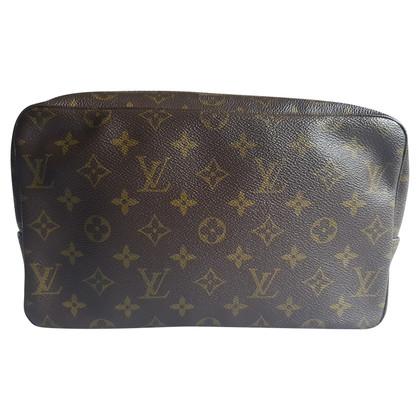 """Louis Vuitton """"Trousse WC 28 Monogram Canvas"""""""