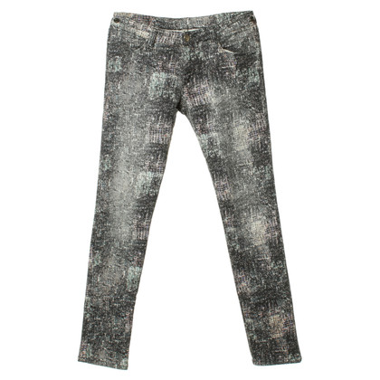 Iro Pants with pattern