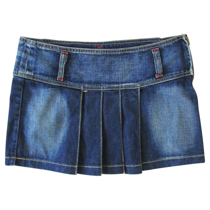 D&G Mini rok van denim