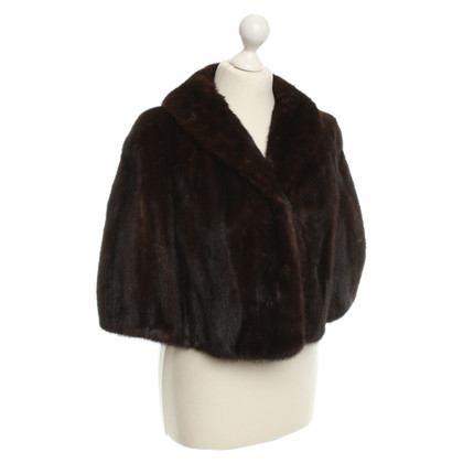 Other Designer Heisel Short Fur Jacket