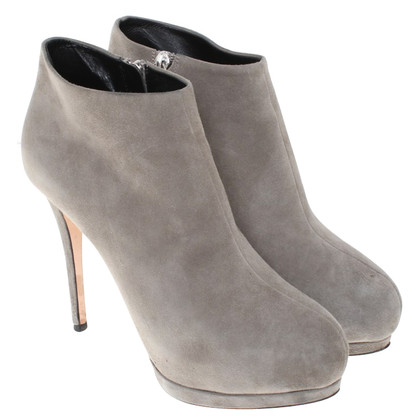Giuseppe Zanotti Ankle boots in taupe