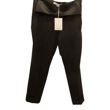 Givenchy Hose aus Wolle/Seide