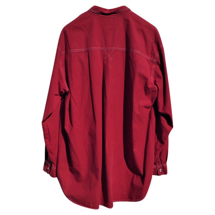 Max & Co Shirt blouse in red