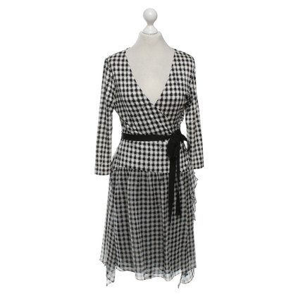 "Diane von Furstenberg Dress ""DVF Riviera"" met patroon"
