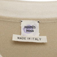 Hermès Tunic in beige