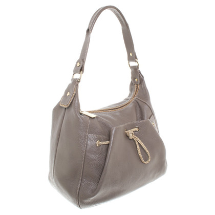 Borbonese Handbag in grey