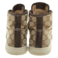 Gucci Sneakers mit Logo-Muster