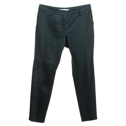Schumacher trousers in green