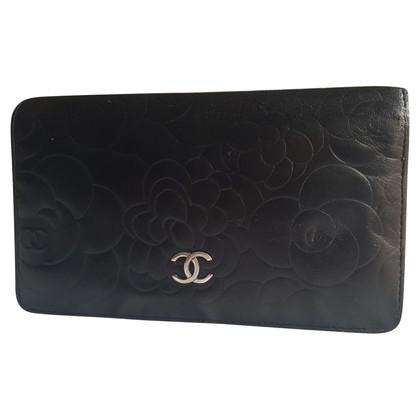 """Chanel """"Camellia Wallet"""""""