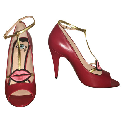 Gucci Red pumps