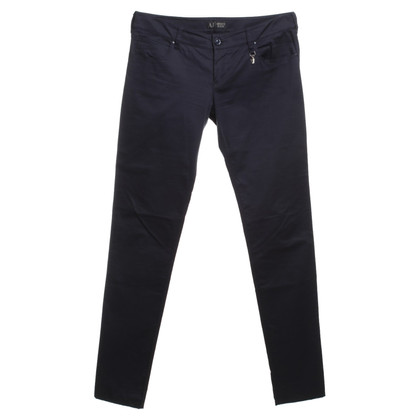 Armani Jeans Cotton pants in blue