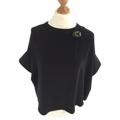 Dorothee Schumacher Blouse with brooch
