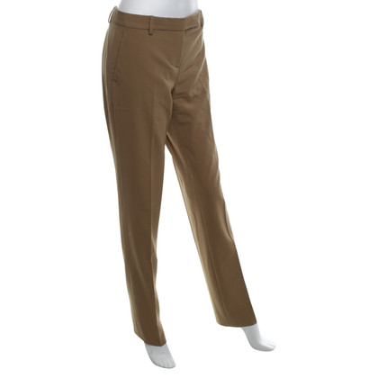 Philosophy di Alberta Ferretti Ocher-colored trousers