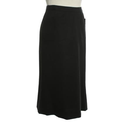 Chanel Uniform Rock en noir
