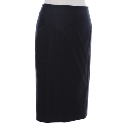 Joseph skirt in black