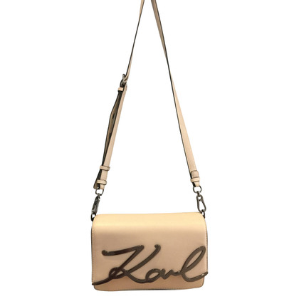 Karl Lagerfeld borsa a tracolla