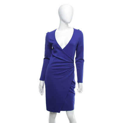 French Connection Kleid in Royalblau