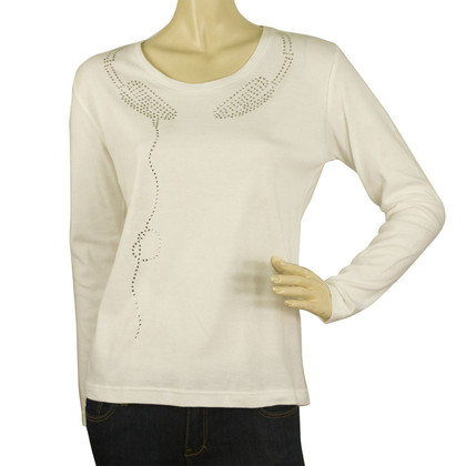 Sonia Rykiel top in white