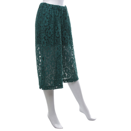 MSGM Culotte made of lace