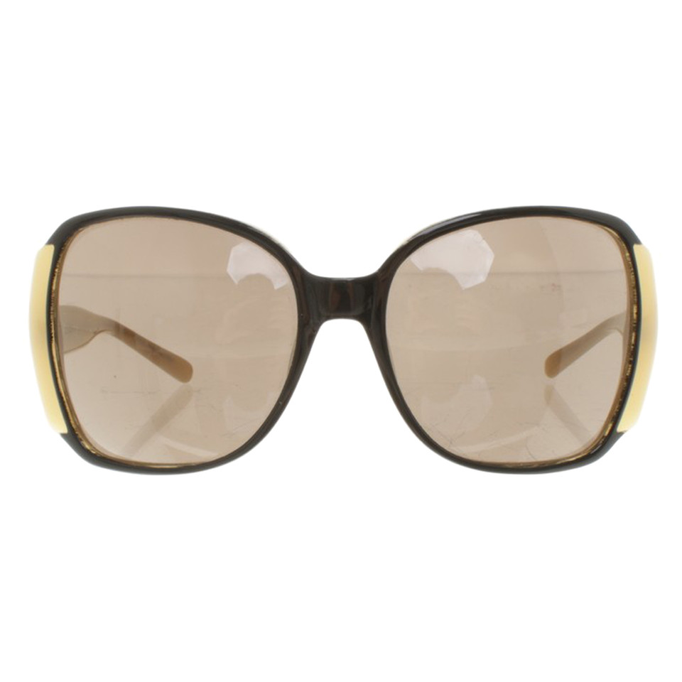 marc jacobs sonnenbrille in creme second hand marc. Black Bedroom Furniture Sets. Home Design Ideas