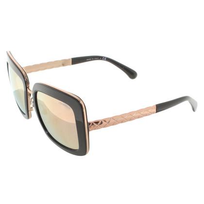 Chanel gespiegelde zonnebril