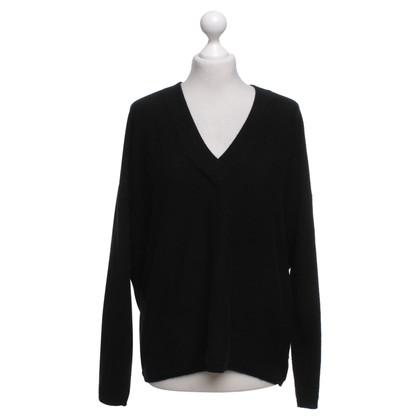 FTC Oversized truien in zwart