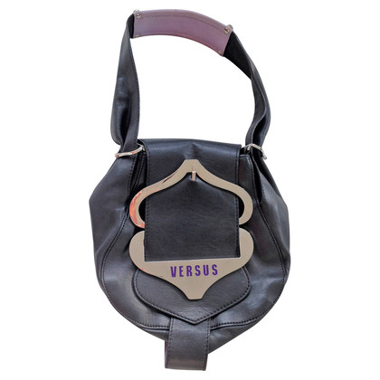 Versus Handbag with double heart