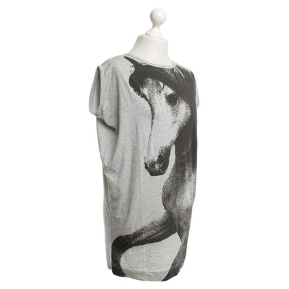 Stella McCartney T-Shirt with horse print