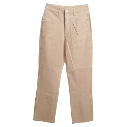 Closed Pantaloni in Beige