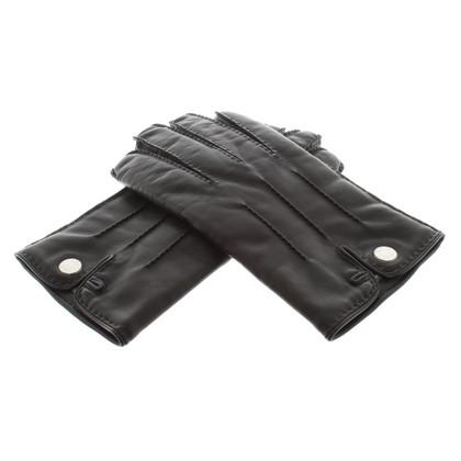 Hermès Handschuhe aus Leder