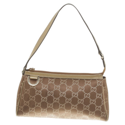 Gucci Pochette with Guccissima pattern