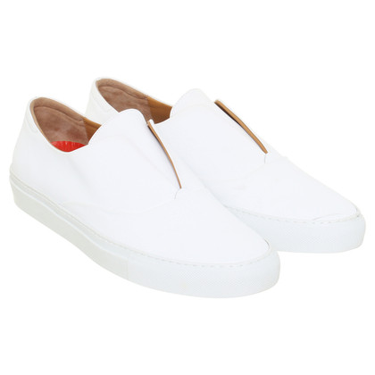 Pollini Slipper in white
