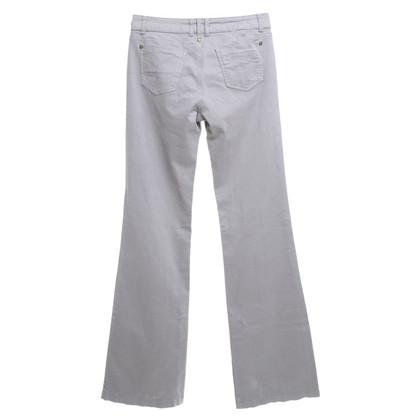 Patrizia Pepe Bootcut-Jeans in Grau