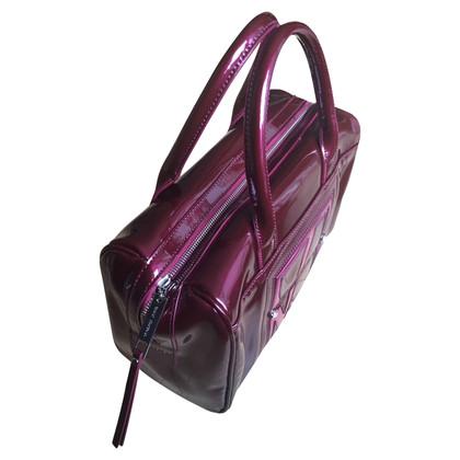 Versace Handbag in Bordeaux