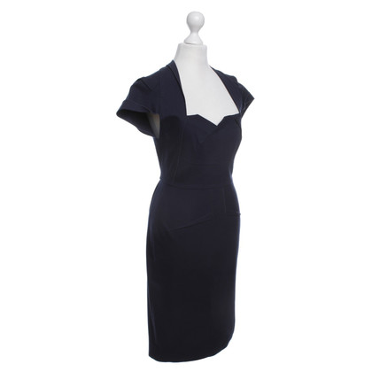 Roland Mouret Dress in Navy