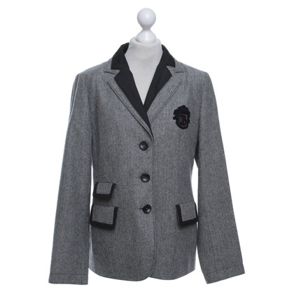 Bogner Blazer with pattern