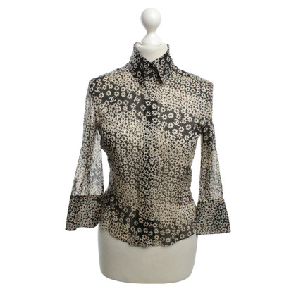 Chanel Blouse with pattern