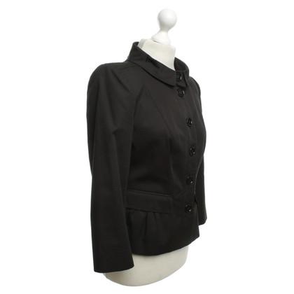 Burberry Short jacket in black