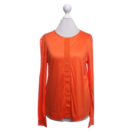 St. Emile Top in Orange Orange
