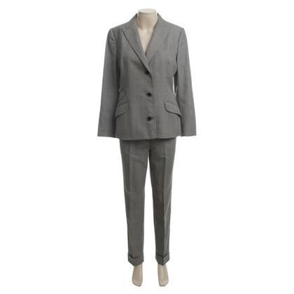 Dolce & Gabbana Prins van Wales selectievakje broek pak
