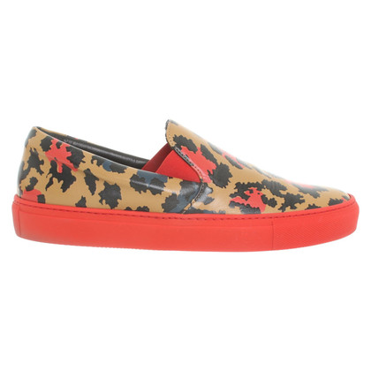 Christopher Kane Slipper met dierenprint