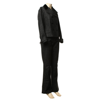 Ralph Lauren Black Label Denim broek pak