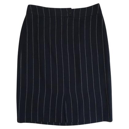 Armani Collezioni Pinstripe skirt